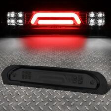 [3D LED BAR]FOR 02-09 DODGE RAM SMOKED LENS 3RD THIRD BRAKE LIGHT/CARGO LAMP