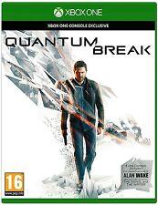 Quantum Break Xbox One - Inc Alan Wake - MINT - Super FAST First Class Delivery