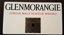 Glenmorangie scotch whisky sticker / decal