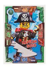 LEGO Ninjago Serie 1 Sammelkarten - 185 - Kapitän Soto