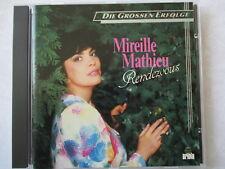 Mireille Mathieu - Rendezvous - CD Neuwertig Sanyo Japan