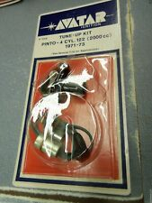 Avatar Ignition Ford Pinto Tune-up Kit 1971-73 Points Condenser Rotor NEW
