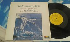 GL 89695-williams sinfonia antartica: Previn: LSO Digital remastériser STEREO It