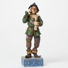 Jim Shore Wizard Of Oz Scarecrow with Diploma #4045418 Jim Shore NIB