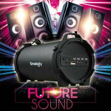 Portable Bluetooth Speaker Wireless Stereo Subwoofer Super Bass Aux USB FM TF