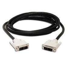 Cable dvi nuevo para pantallas de pc Macho a Macho