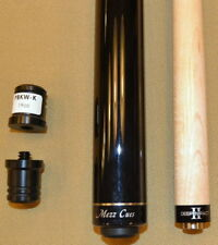 Mezz PBKW-K Power Break Kai Black No Wrap Cue - Deep Impact II Shaft - FREE SHIP