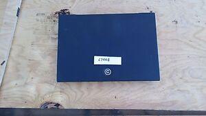 1967 CADILLAC ELDORADO GLOVE BOX DOOR WITH LOCK 160829 67008 D