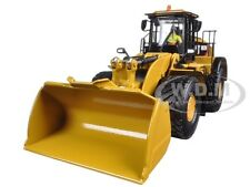 CAT CATERPILLAR  982M WHEEL LOADER WITH OPERATOR 1/50 BY DIECAST MASTERS 85292