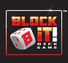 BLOCK IT!     DICE GAME   (OUTDOOR Version)