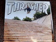 Thrasher Skateboarding Magazine Back Issue #428 March 2016 Handrail Hell/Jaws/