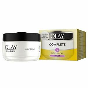 Olay Complete Night Cream Hydration & Skin Protection 50ml