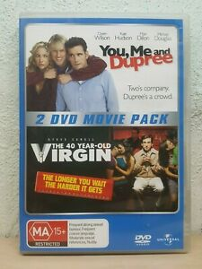 You Me and Dupree + The 40 Year Old Virgin (DVD SET)