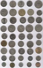 More details for collection of 45 world coins   bulk coins   pennies2pounds