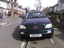 Mercedes-Benz ML Class 3.2 ML320 5dr Petrol Automatic 7 Seater Leather 4wd 2001