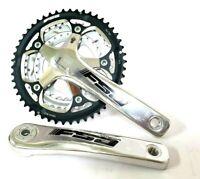 FSA Road Omega Triple Crankset 172.5mm 10 11 Speed 50t 39t 30t Shimano BB30