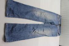 J4129 Lee Marion Straight Jeans W29 L31 Blau Sehr gut