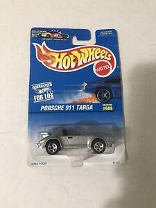 Hot Wheels Porsche 911 Targa Collector #608