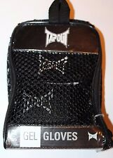 TapOut Tap Out Gel Gloves S/M - Black