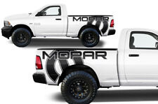 2 Dodge Mopar Truck Bed Side Stickers Decal HEMI Mopar multiple colors #15