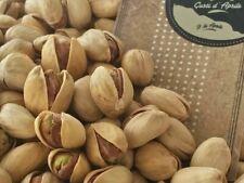1kg pistacchi in guscio naturale tostato e salato produzione artigianale sicilia