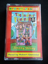 Children's Audio Book Cassette Tape - 'The Indoor Pirate' by Jeremy Strong
