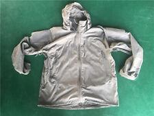 Tactical Nylon Soft Shell Zipper Coat PCU L5 Wind Coat Hiking Climbing Jacket