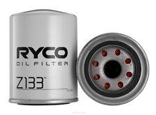 Ryco Oil Filter Z133 - FOR Jaguar XJR XJS 4.0L 6.0L
