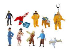 Original Tim und Struppi Figuren & Schlüsselanhänger -Tintin Figures & Keychains