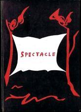 EO CARTONNAGE GALLIMARD N° ( MAQUETTE DE L'AUTEUR ) JACQUES PREVERT : SPECTACLE