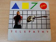 "EX- !! Snips/Telepathy/1980 EMI 7"" Single"