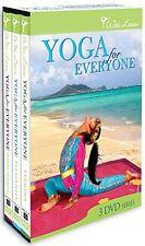 Wai Lana Yoga For Everyone (Flexibility Stamina Strengthening) Region 4 New DVD