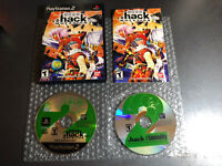 Dot Hack//MUTATION (Part 2)  (Sony PlayStation 2, 2003) Complete w/ DVD Dot PS2