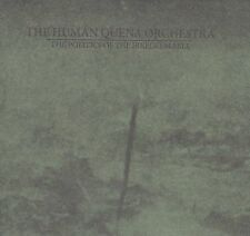 THE HUMAN QUENA ORCHESTRA Politics Of The Irredeemable CD industrial black doom