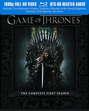Game of Thrones: The Complete First Season [Blu-ray], DVD, Iain Glen, Mark Addy,