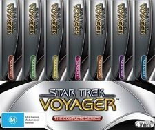 Star Trek: Voyager Box Set DVD & Blu-ray Movies