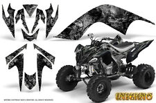 YAMAHA RAPTOR 700 GRAPHICS KIT DECALS STICKERS CREATORX INFERNO S