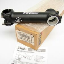 """New LOOK Bicycle Matte Black Alloy Stem 130mm 1 1/8"""" 25.8"""
