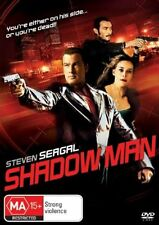 Shadow Man (DVD, 2006)