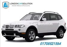 BMW X3 E83 2.0D 2003-2010 M47TU2D20/N47D20 - Engine Supplied & Fitted