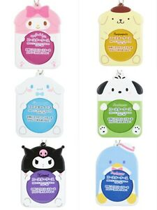 Sanrio Key ring portable coasters/Kitty/Melody/Kuromi/Cinnamoroll