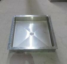 STAINLESS STEEL 31.5 X 31.5 X 6 DROP-IN ICE BIN cold food salad bar insulated