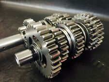 CRF150R ISF Treated Transmission Gears Polished Supermini Honda CRF 150 JB Mod