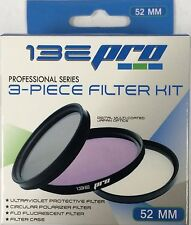 I3ePro 52mm Filter Kit for NIKON D3000 D3100 D3200 D3300 D5000 D5100 D5200 D5300