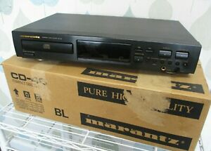 Boxed Marantz CD-46 CD Player Stereo Separate - Tested and Fully Working