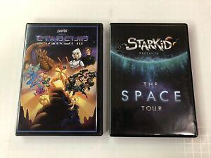 StarKid Starship & The Space Tour DVD Set Sci Fi Fantasy Musical Rare OOP