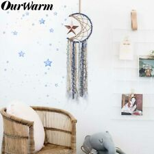 Boho Dream Catcher Star Moon  Dreamcatcher Home Wall Hanging Ornament Party Gift