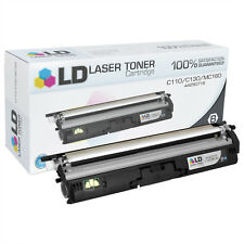 LD Compatible Okidata 44250716 HY Black Toner for OKI C110/C130N/MC160 MFP