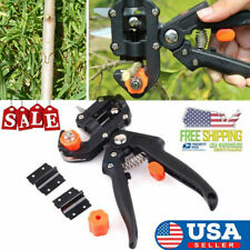 2020 New Garden Tree Nursery Grafting Pruning Pruner Shears Cutting Tool Kit USA
