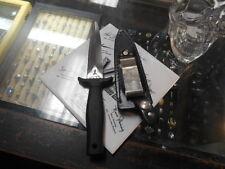 NEW Vintage Gerber Command USA Portland Oregon Hunting Knife w/ Leather Sheath